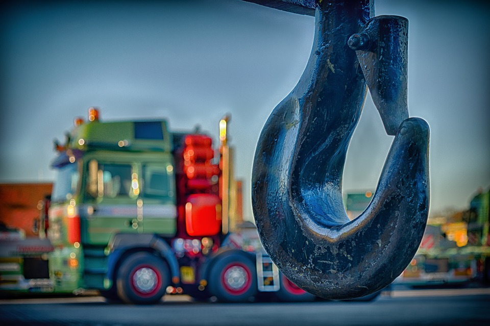 Etapele unui transport de marfă intern