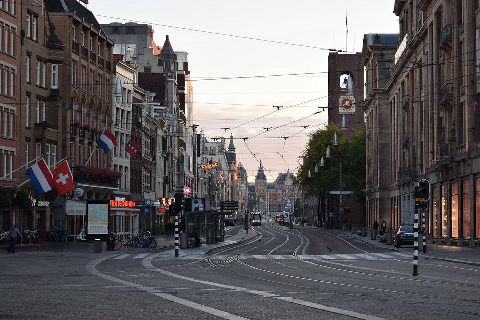 Transport marfa Olanda